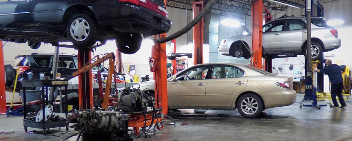 auto repair shop phoenix , AZ